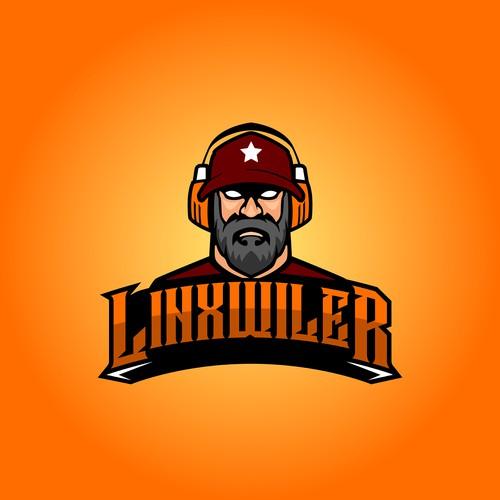 Esport/Gaming logo concept for Linxwiler