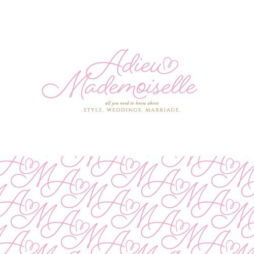Adieu Mademoiselle Logo