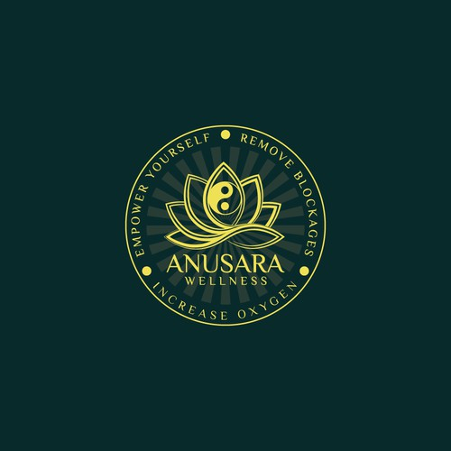 Logo for Anusara Wellness
