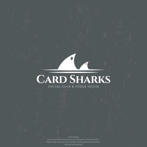 Concept Logo Card Sharks