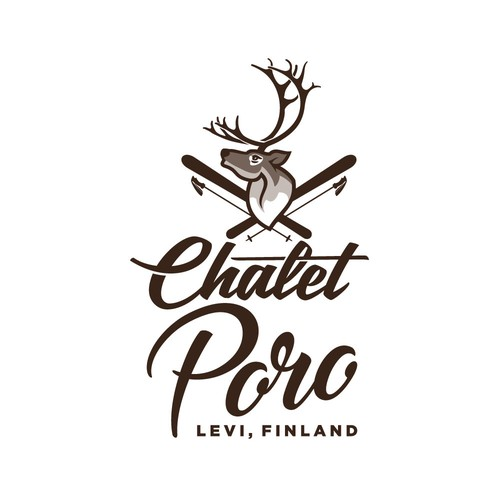 Privat project for Ski resort logo in Finland