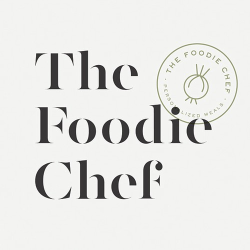 Create a Logo for Personal Chef