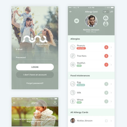 World Class eHealth App Design to make millions live healthier