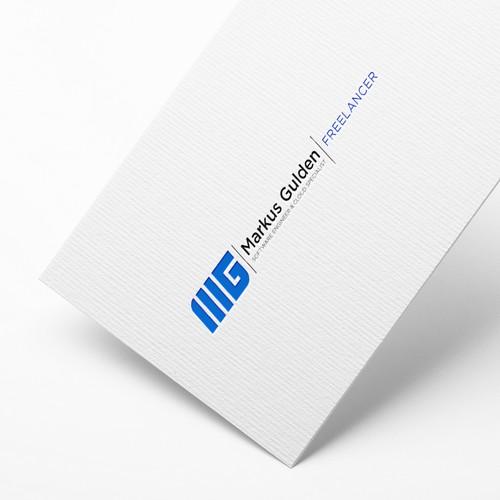 Logo design for german freelancer