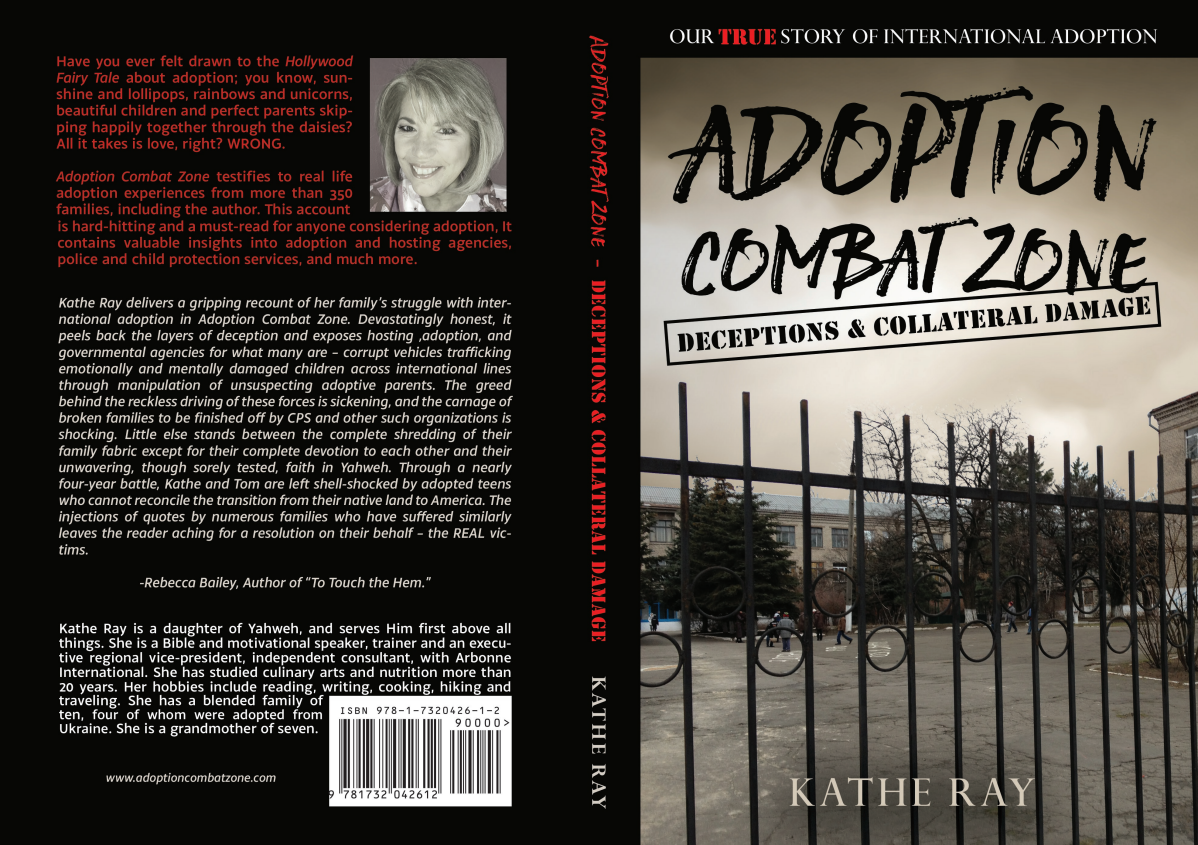 Adjust back text of Adoption book