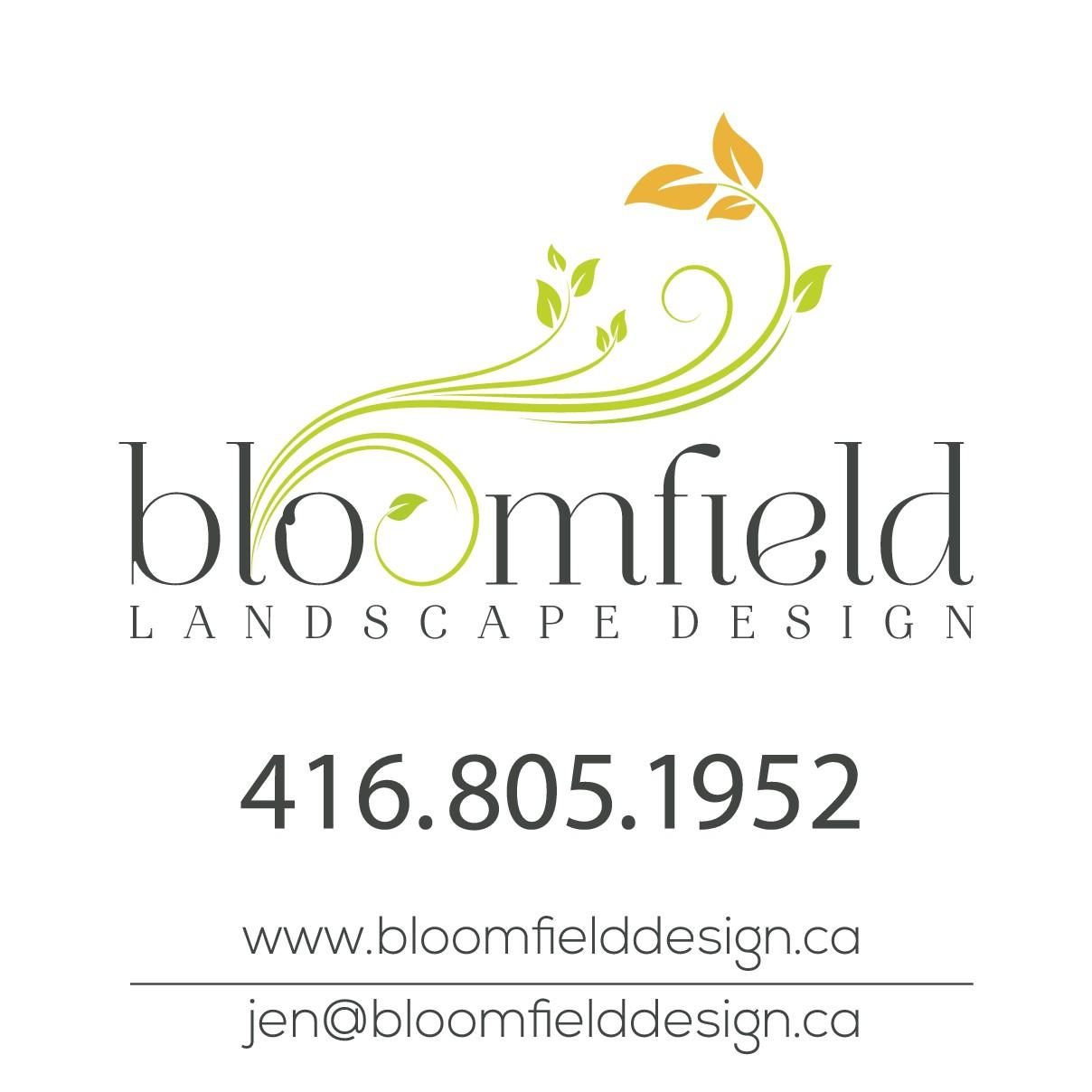 Bloomfield Landscape Design