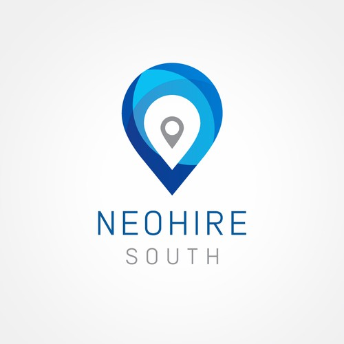Logo for recruitment company