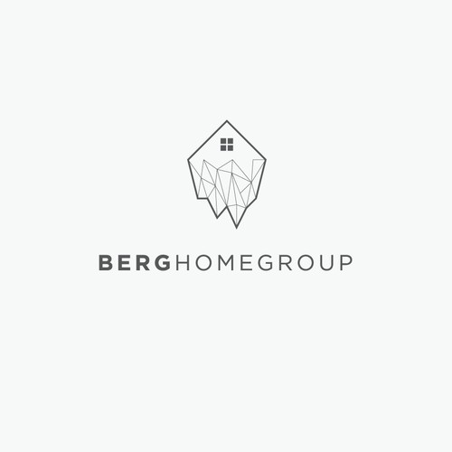 Create a Luxury Brand Image for a Real Estate Group