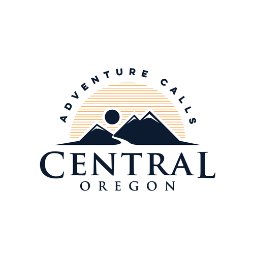 Create a strong new logo for Central Oregon Tourism