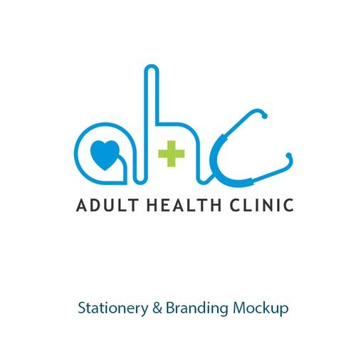 Logo concept for AHC