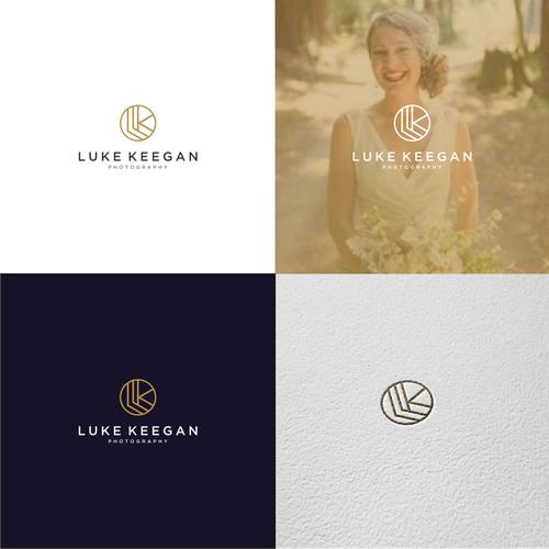 Bold logo concept For Trendy wedding photographer needs logo