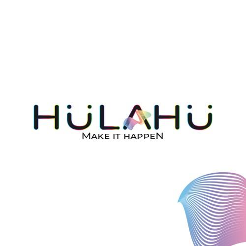 Logo concept for a fun brand