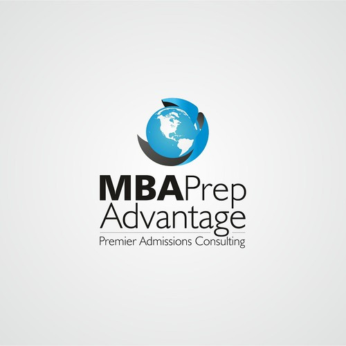 Logo and Business Card for a prestigious, impactful & trustworthy MBA admissions consulting company
