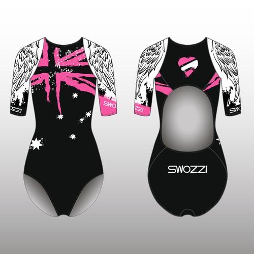 SWOZZI triathlon suite