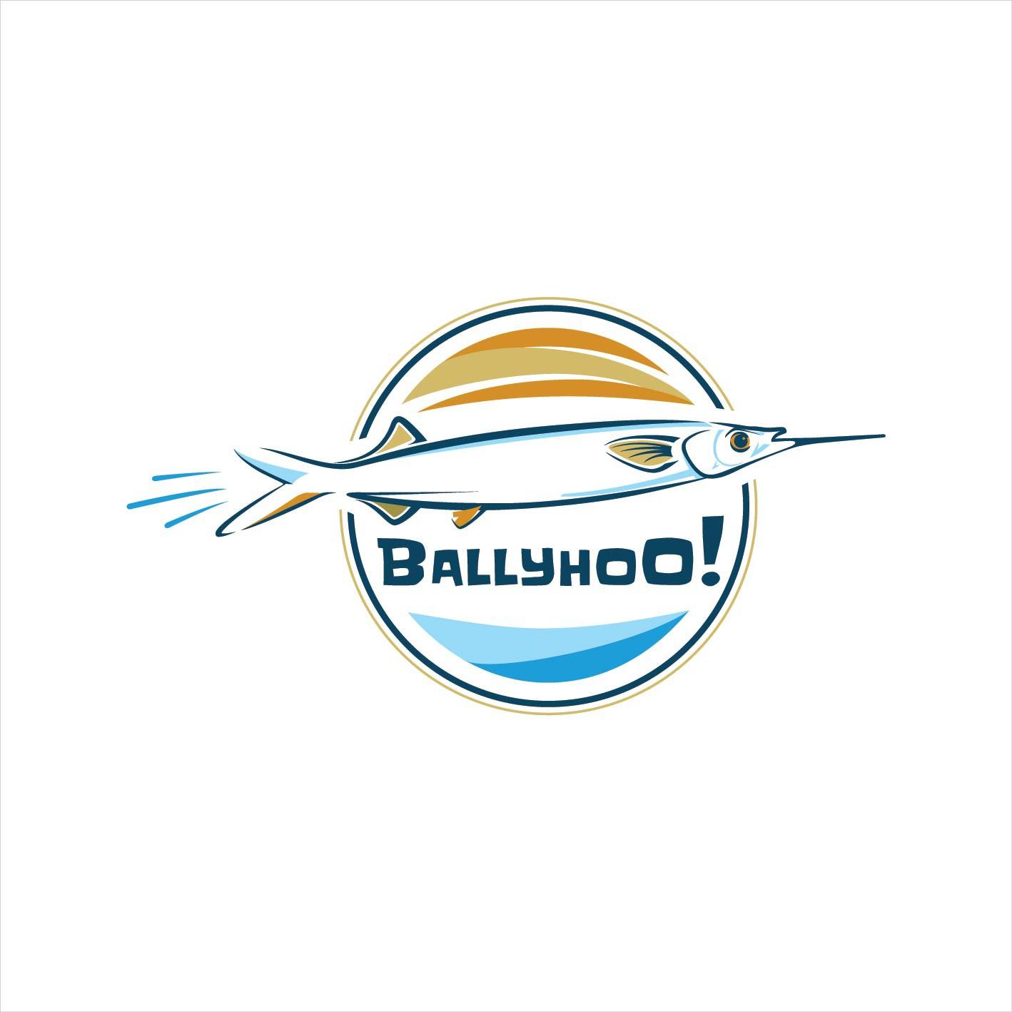 Ballyhoo! - The Logo