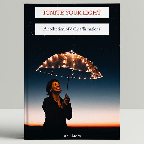 IGNITE YOUR LIGHT COVER BOOK