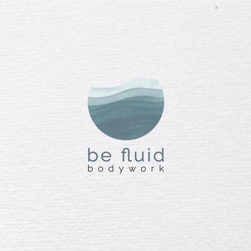 Be Fluid - Bodywork Logo