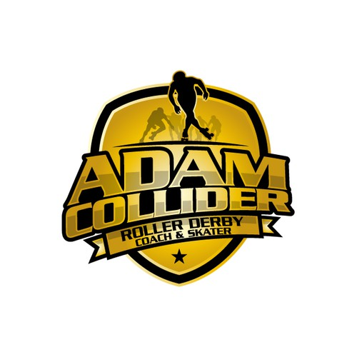 Adam Collider needs a new logo