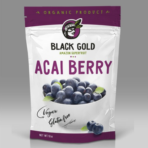 BLACK GOLD - ACAI BERRY