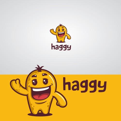 "Logo for ""haqqy"""