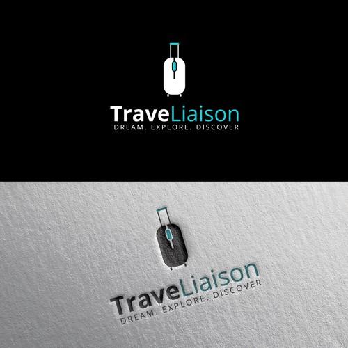 "Logo for ""TraveLiaison"""