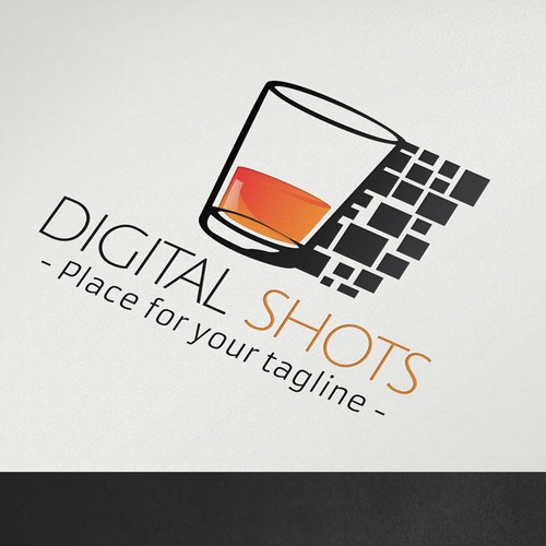 Help Digital Shots with a new logo