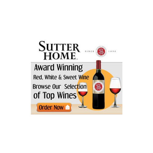 Banner Ads For Winery - Hoping to find a designer for ongoing projects