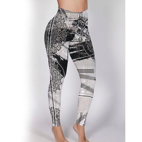 Workout/Yoga Leggings for Women - Soulful, Trendy Designs