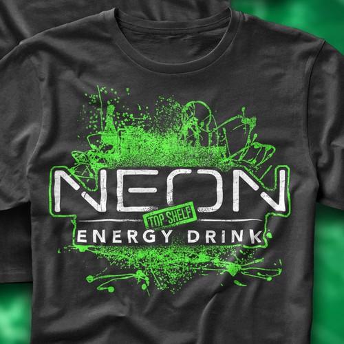 Neon Energy Drink!