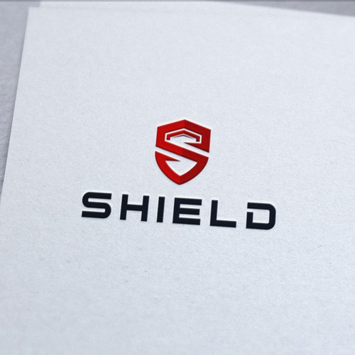 Logo & Brand Identity for Shield, a roof and enclosure kits company,