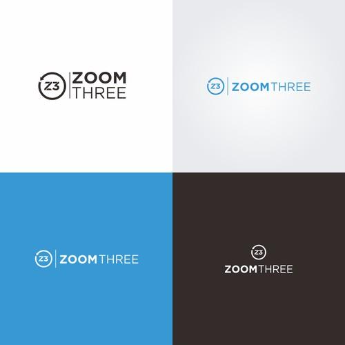 zoom trhee logo