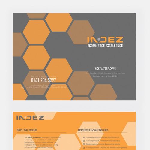 Branded Promotional Leaflet II
