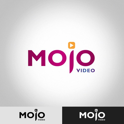 Logo concept for Mojo Video