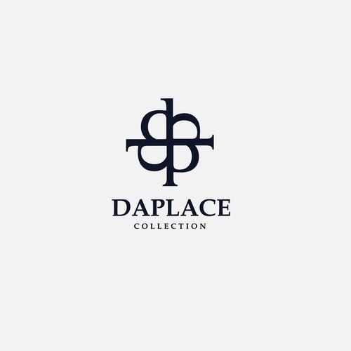 Hotel logo design - daplace
