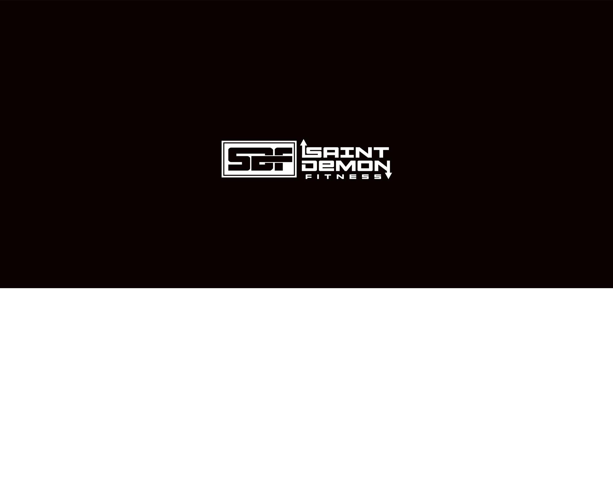 Logo for new Fitness Accessory Brand, SAINT DEMON Fitness