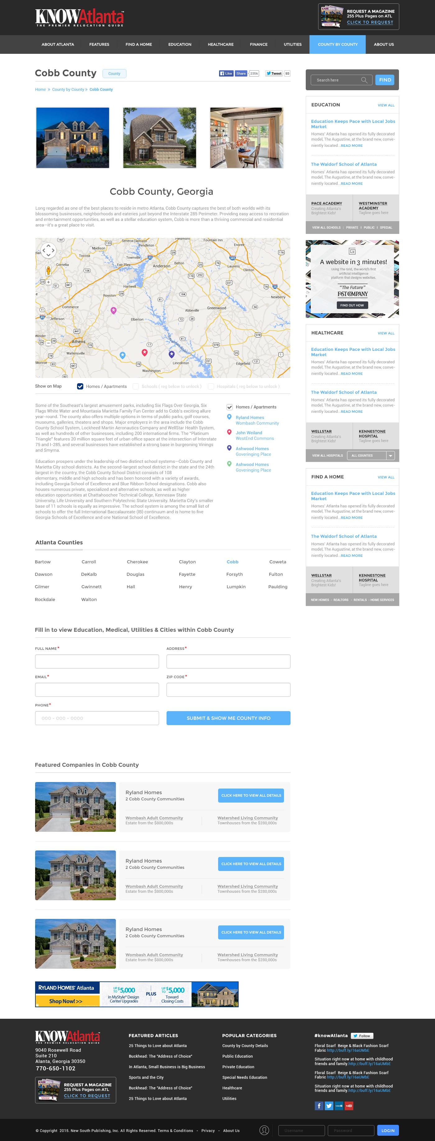 New Site Design - Magazine/Blog - Award Quickly - Fast $ for Best Design!