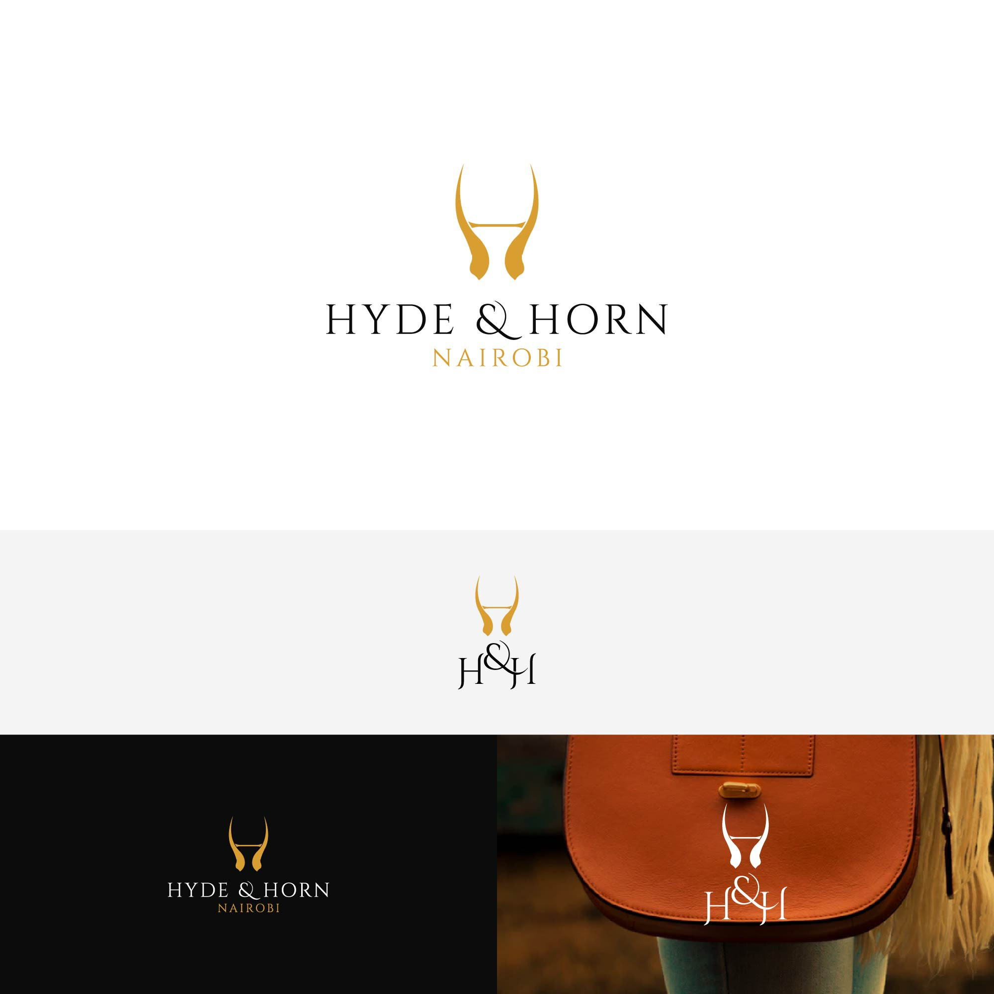 Hyde & Horn : Luxurious artisanal leather goods with the spirt of Africa