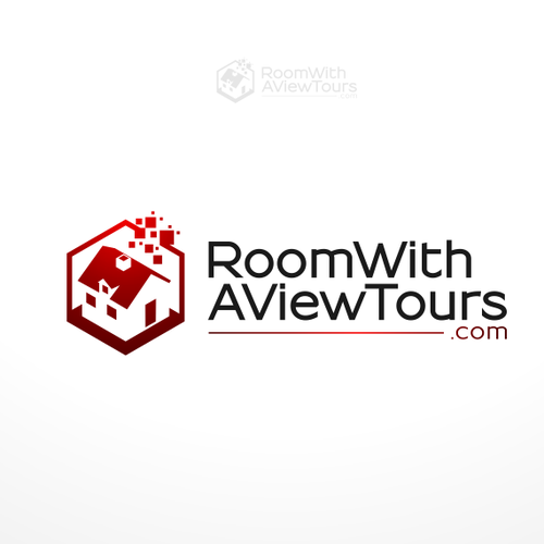 Logo for RoomWithaViewTours