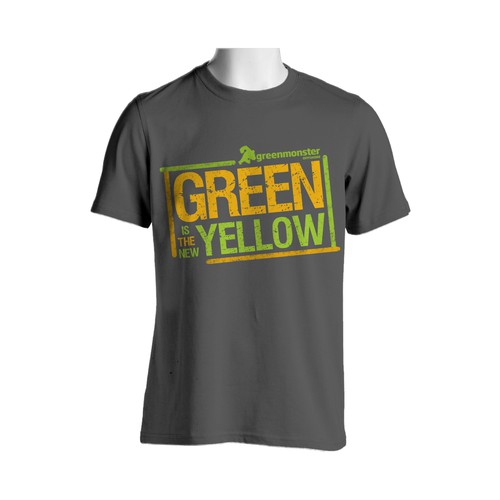 GREEN is the new YELLOW
