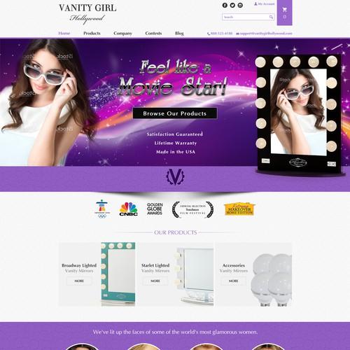 Vanity Girl Hollywood