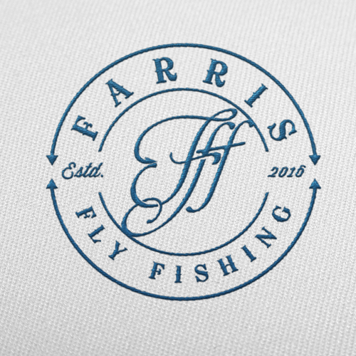 Bold Logo Concept for FLY FISHING