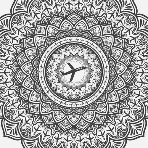Mandala art fot vecetti