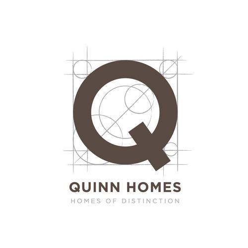 Quinn Homes Logo