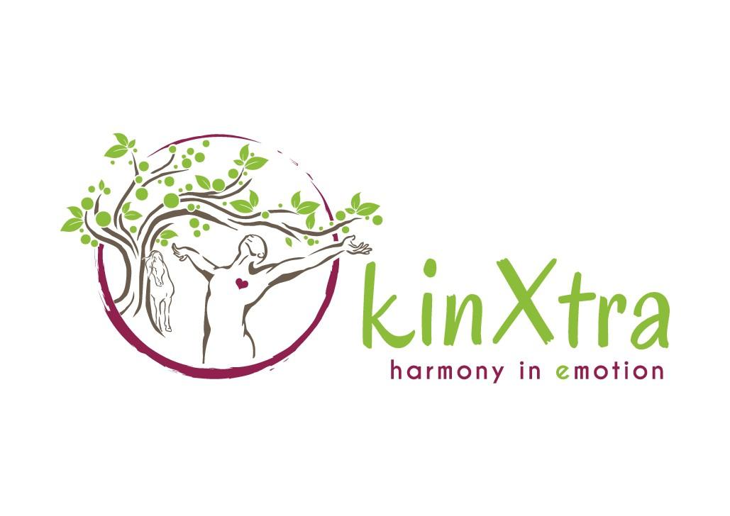 Erstelle ein aussagekräftiges Logo für komplementär Therapie für Mensch und Pferd