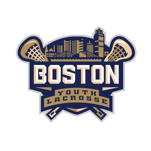 Boston Youth Lacrosse Logo