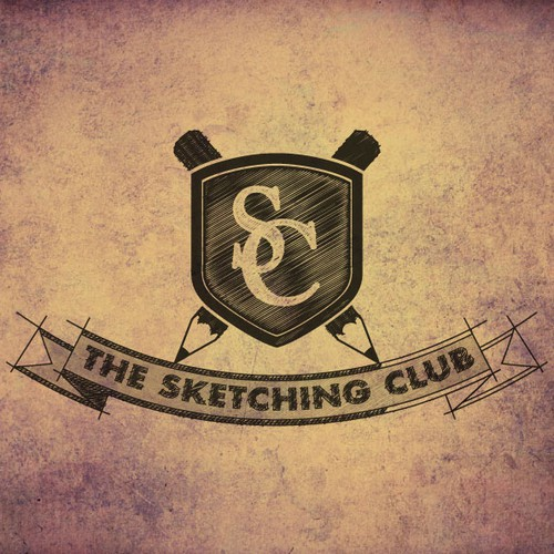 Work with us to create a new logo for The Sketching Club.