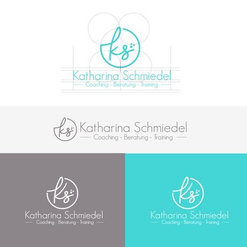 Katharina Logo design