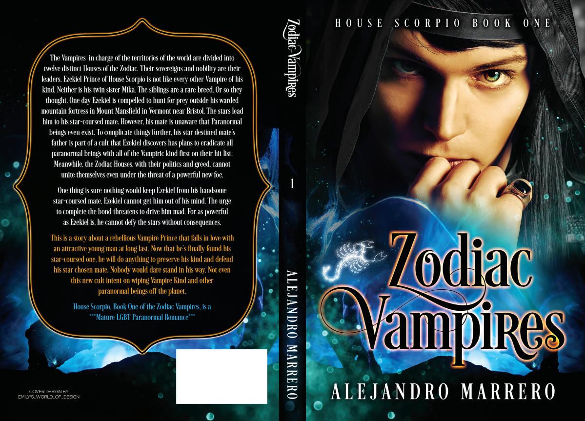 Paperback - Zodiac Vampires b01