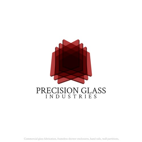 Glass Industry Logo