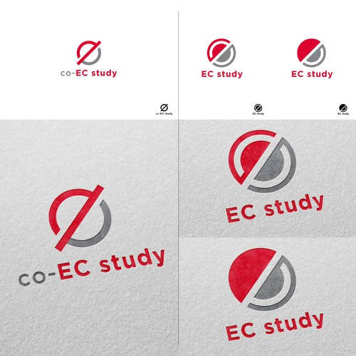 Study Eliminate Hepatitis C Logo Design
